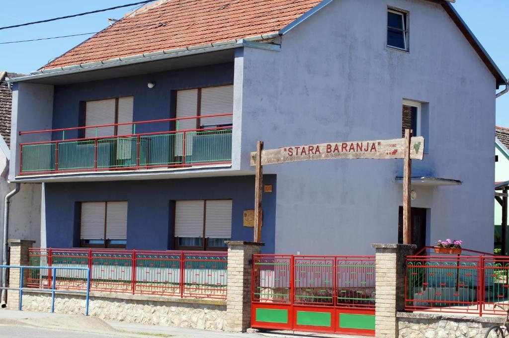 Homestays Seosko Stara Baranja
