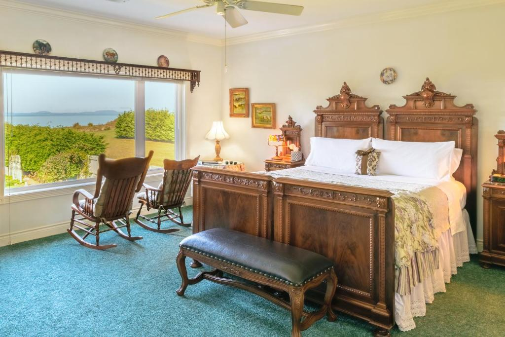 Bed And Breakfast Sea Cliff Gardens Port Angeles Wa Booking Com