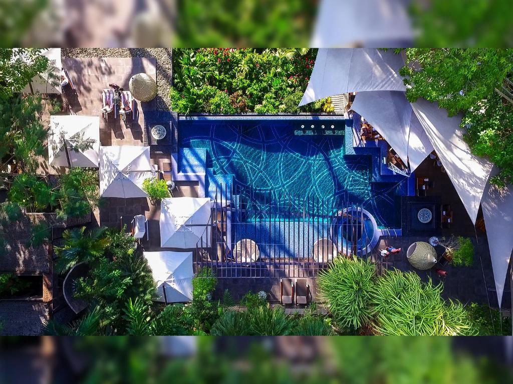 Bassenget på eller i nærheten av Makanda by The Sea Hotel Adults Only