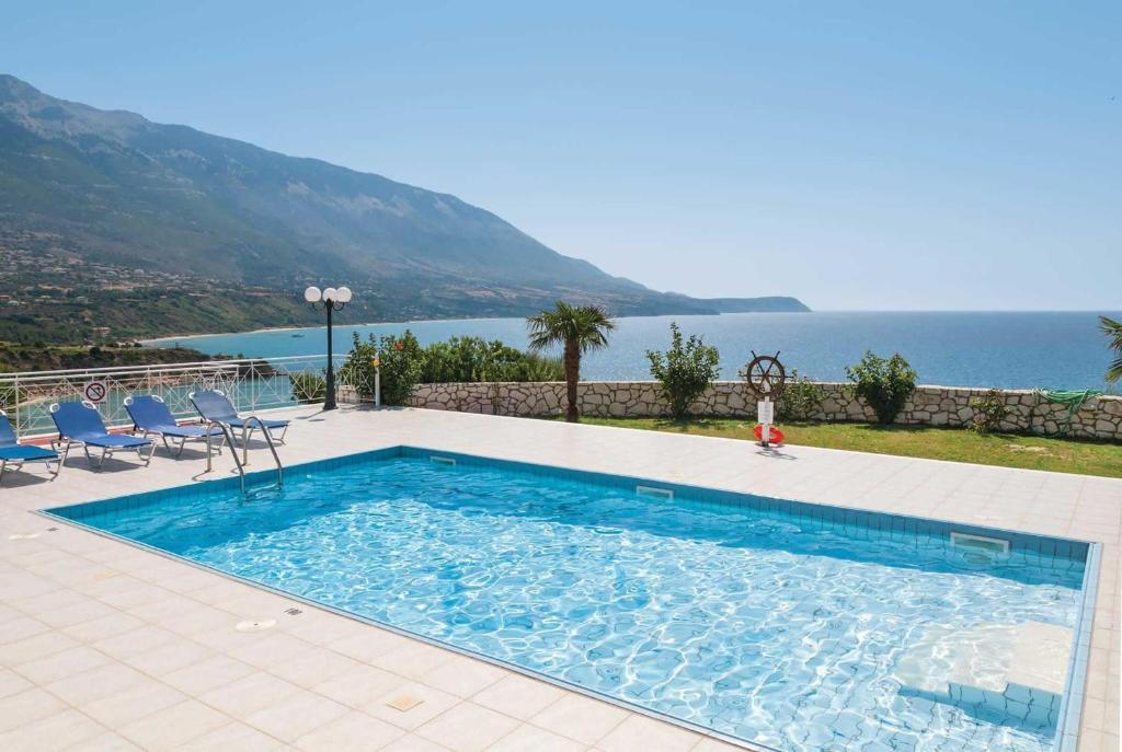 Villă Galini St Thomas Kefalonia Grecia Trapezaki Booking Com