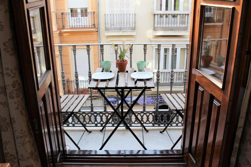Apartamento Casa Del árbol España Málaga Booking Com