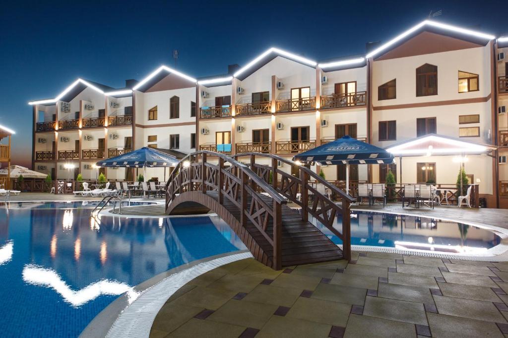Long Beach Hotel, Anapa – Cập nhật Giá năm 2020