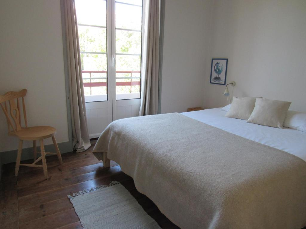 A bed or beds in a room at Most Art Boutique Hostel