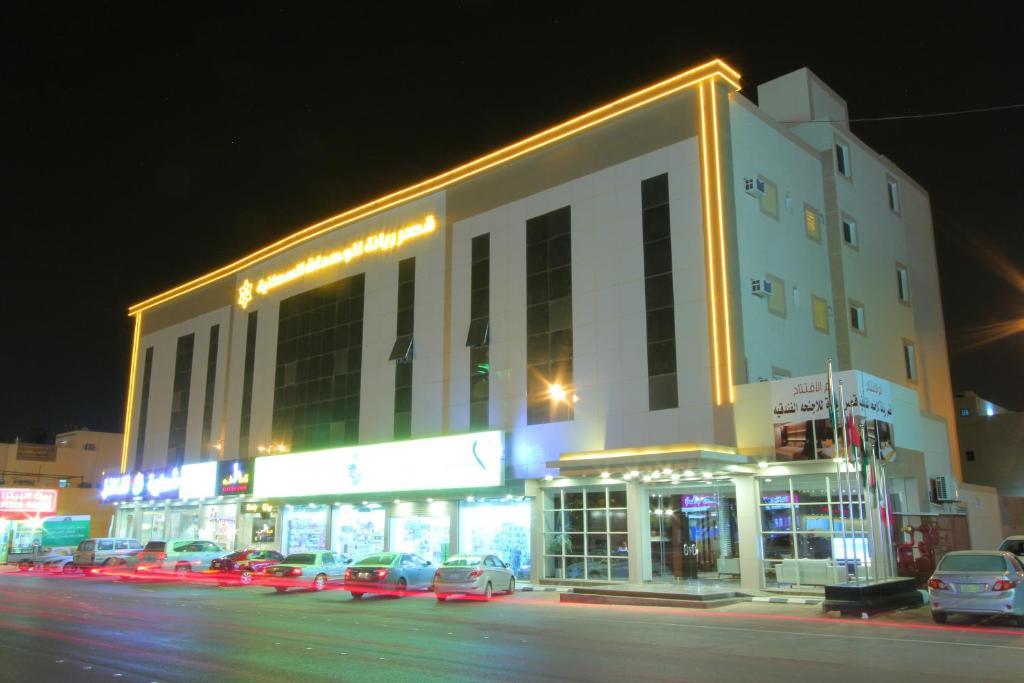 شقق فندقية قصر ريانة للأجنحة المفروشة (السعودية بريدة) - Booking.com