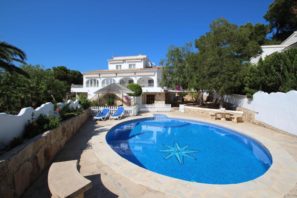 Villa Rosario (Spanje Moraira) - Booking.com