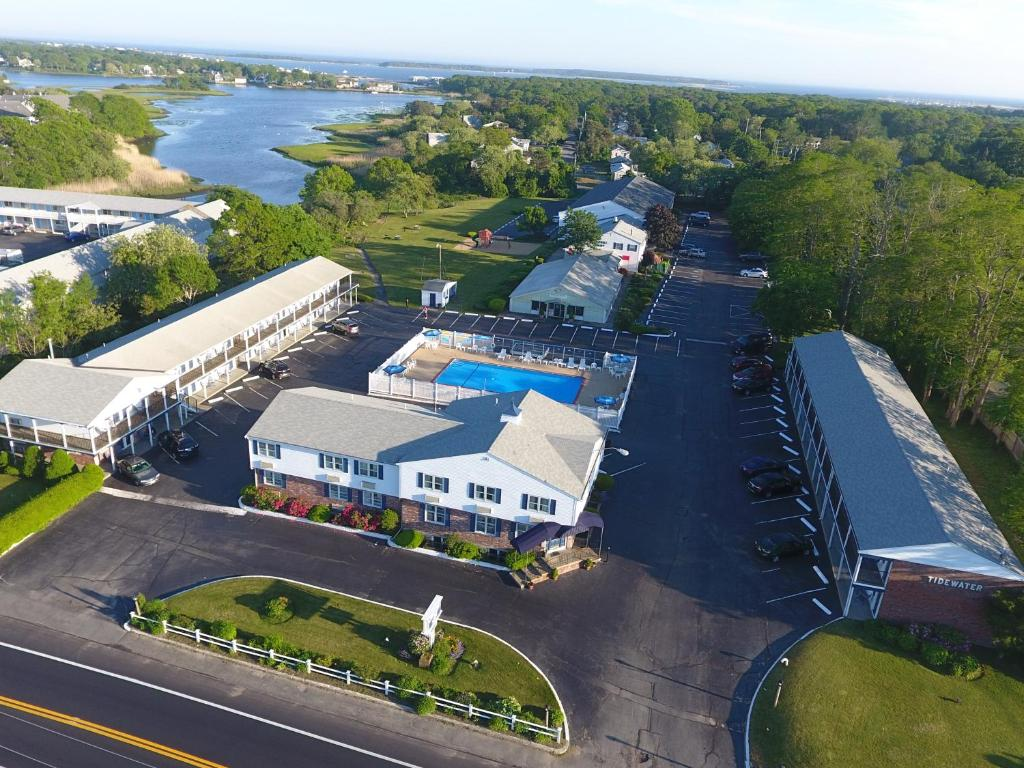 A bird's-eye view of The Tidewater Inn - Cape Cod