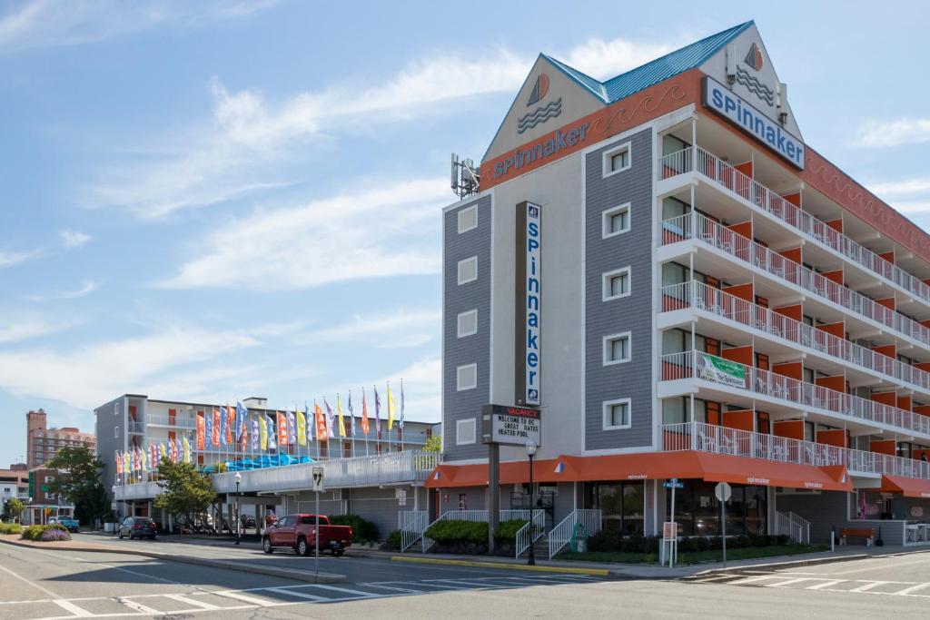 Hotels In Ocean City Md >> The Spinnaker Ocean City Md Booking Com
