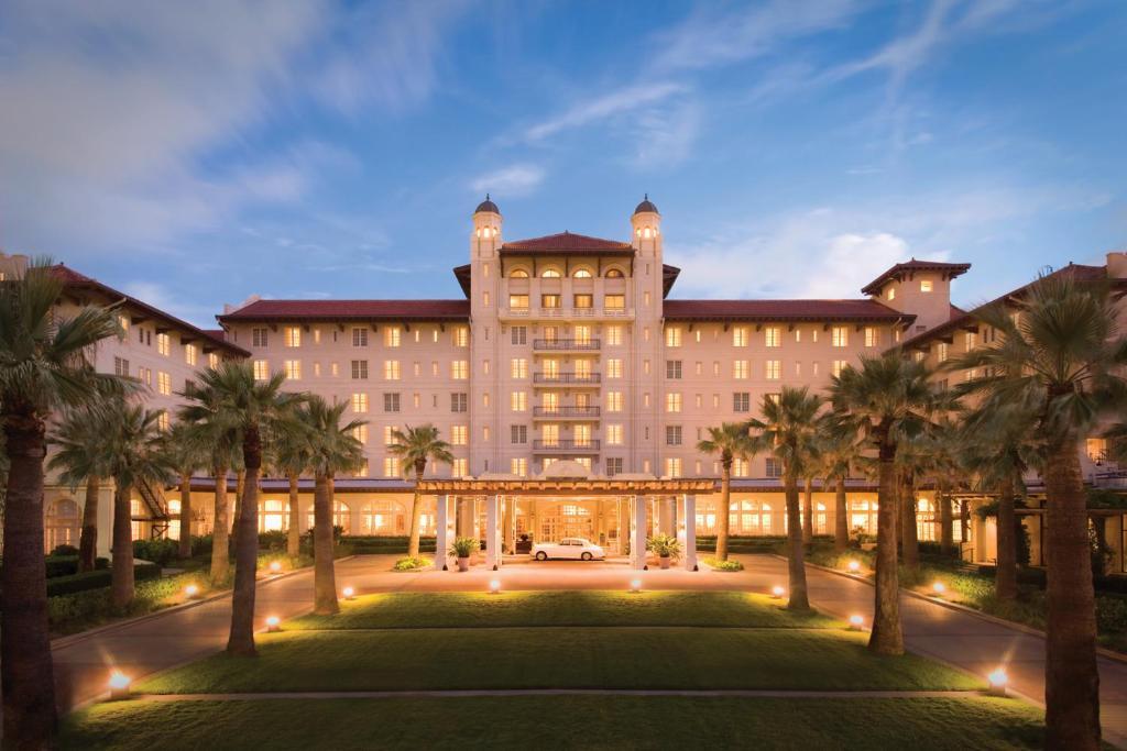 Resultado de imagen de hotel galvez & spa galveston