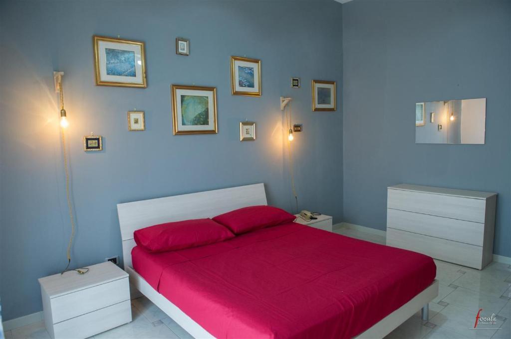 Paint Your Life Letto A Castello.Casa Vacanze Paint Art Apartment Cutrofiano Italy Booking Com