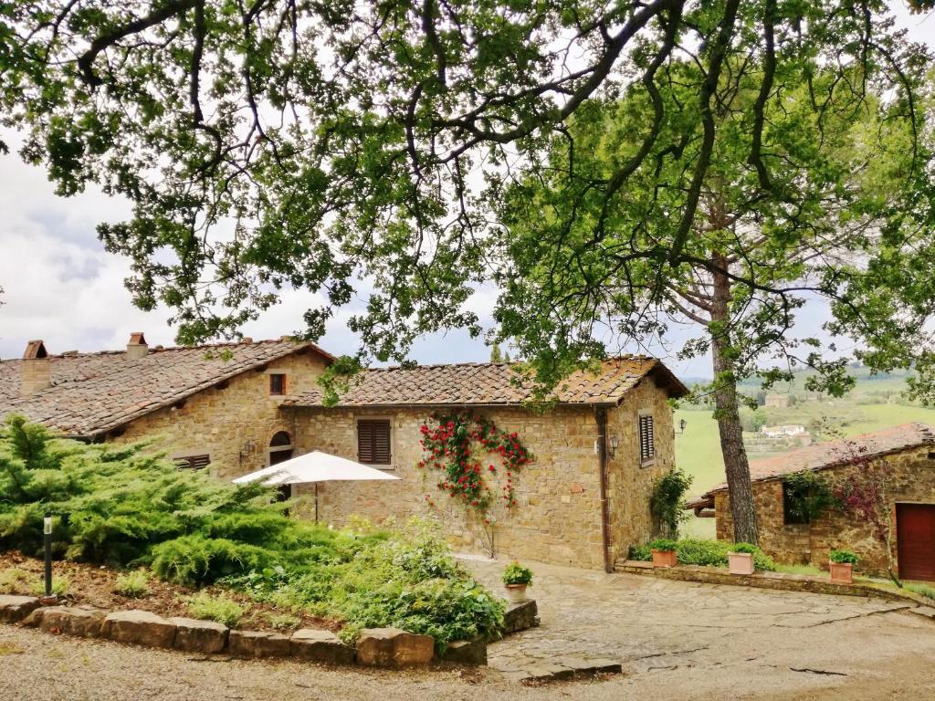 Villa Toscana Il Capiteto, Panzano, Italy - Booking.com