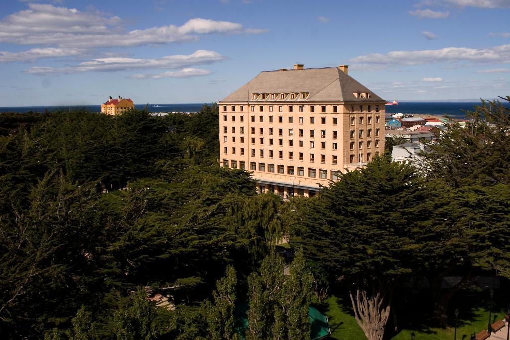 วิว Hotel Cabo De Hornos จากมุมสูง