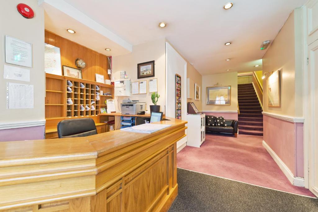 Booking.com: RiverHouse Hotel of Temple Bar , Dublín ...