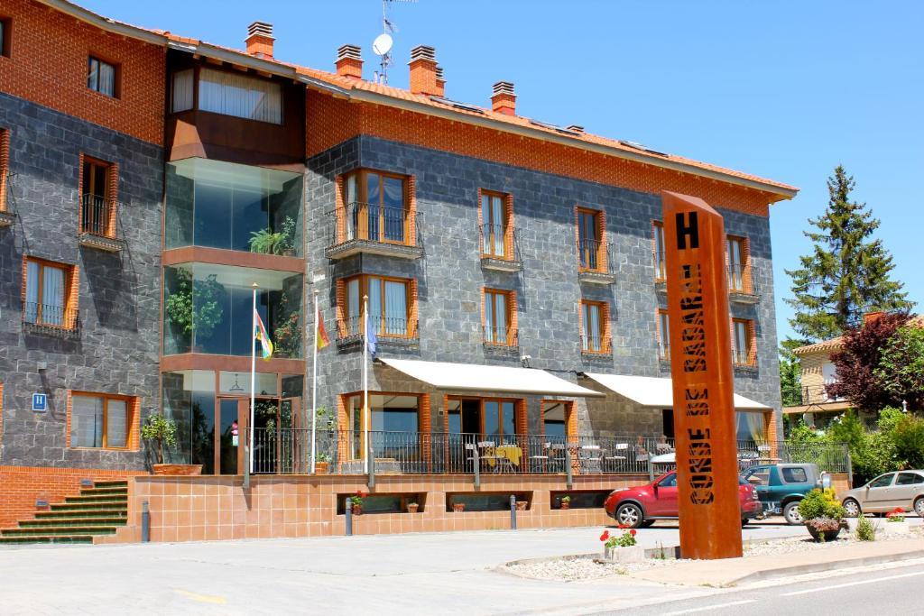 Hotel Conde De Badaran, Badarán, Spain - Booking.com