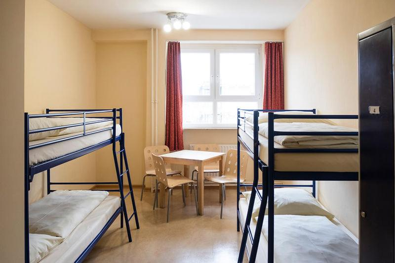Carte Auberge Jeunesse Allemagne.Hostel Haus International Munich Tarifs 2019