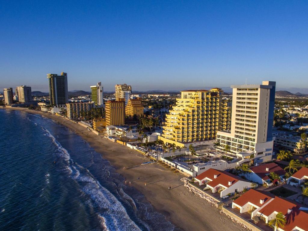 Ocean View Beach Hotel Mazatlán