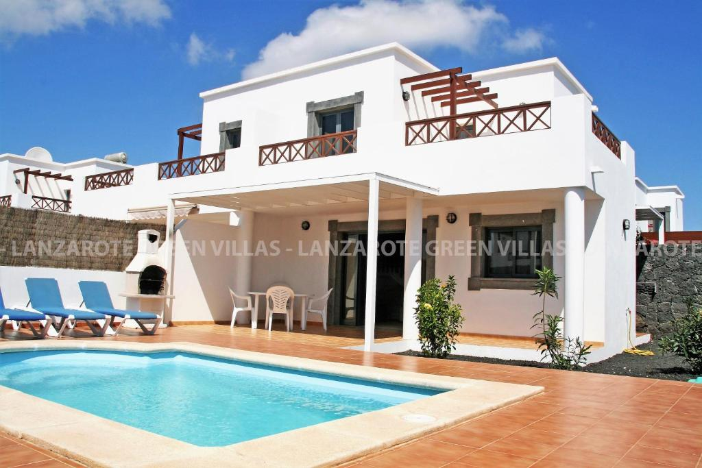 Lanzarote Green Villas, Playa Blanca, Spain - Booking.com
