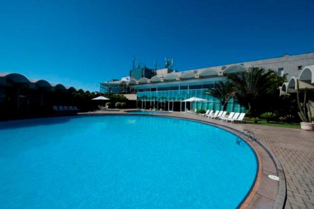 The swimming pool at or near Hotel Senac Ilha do Boi