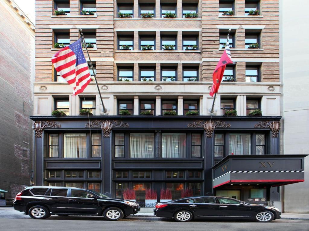 XV Beacon Hotel.