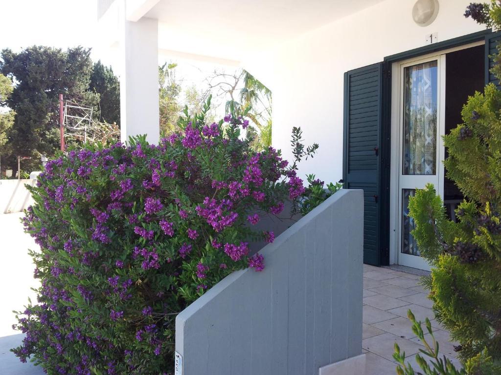 A balcony or terrace at Villino Orsa Maggiore