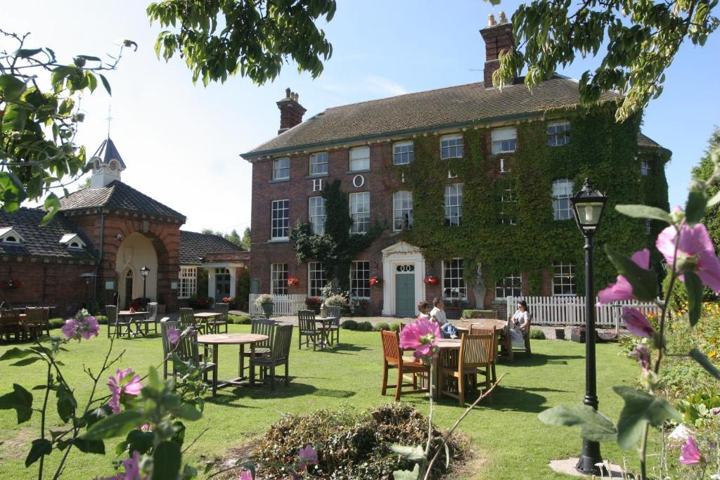 Hotel Mytton And Mermaid Shrewsbury Uk Bookingcom