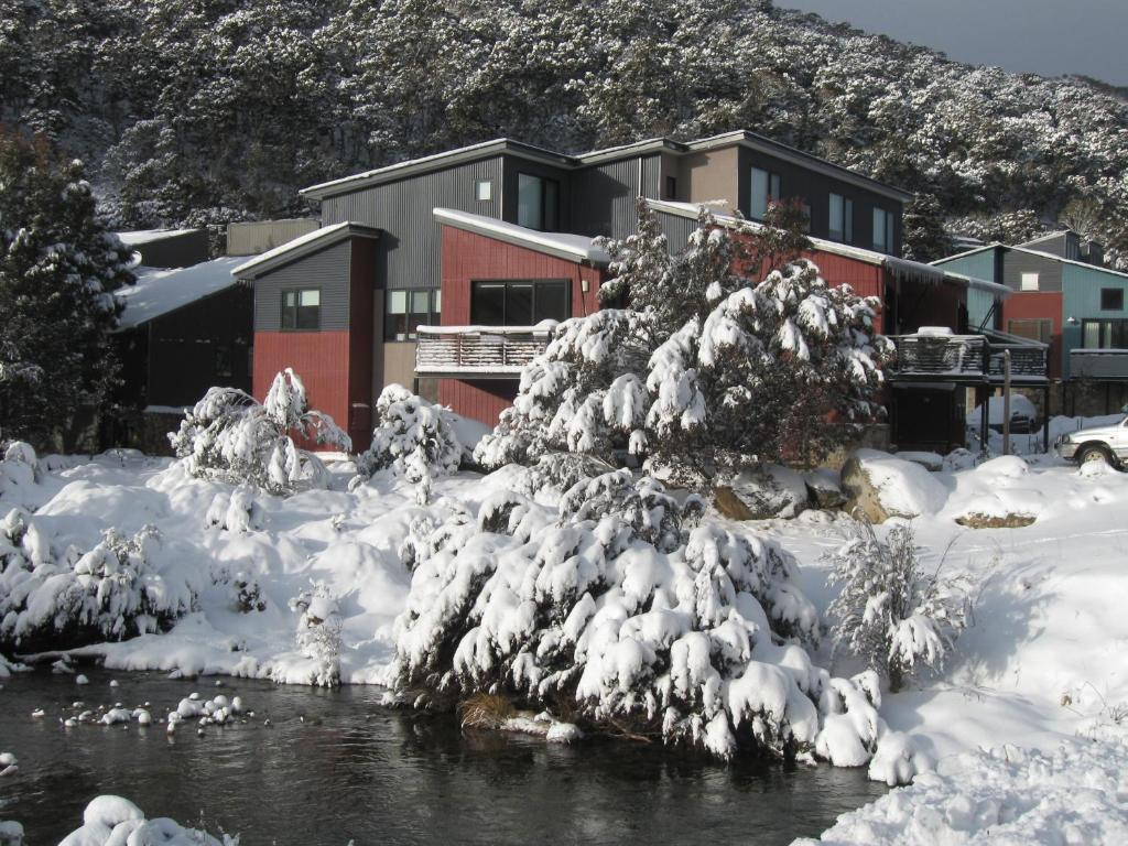 Angala 2 during the winter