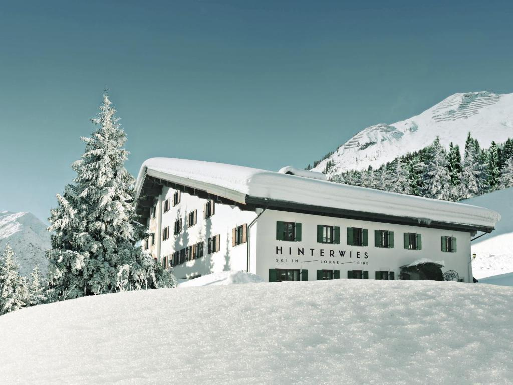 Hinterwies – Ski In / Lodge / Dine durante l'inverno