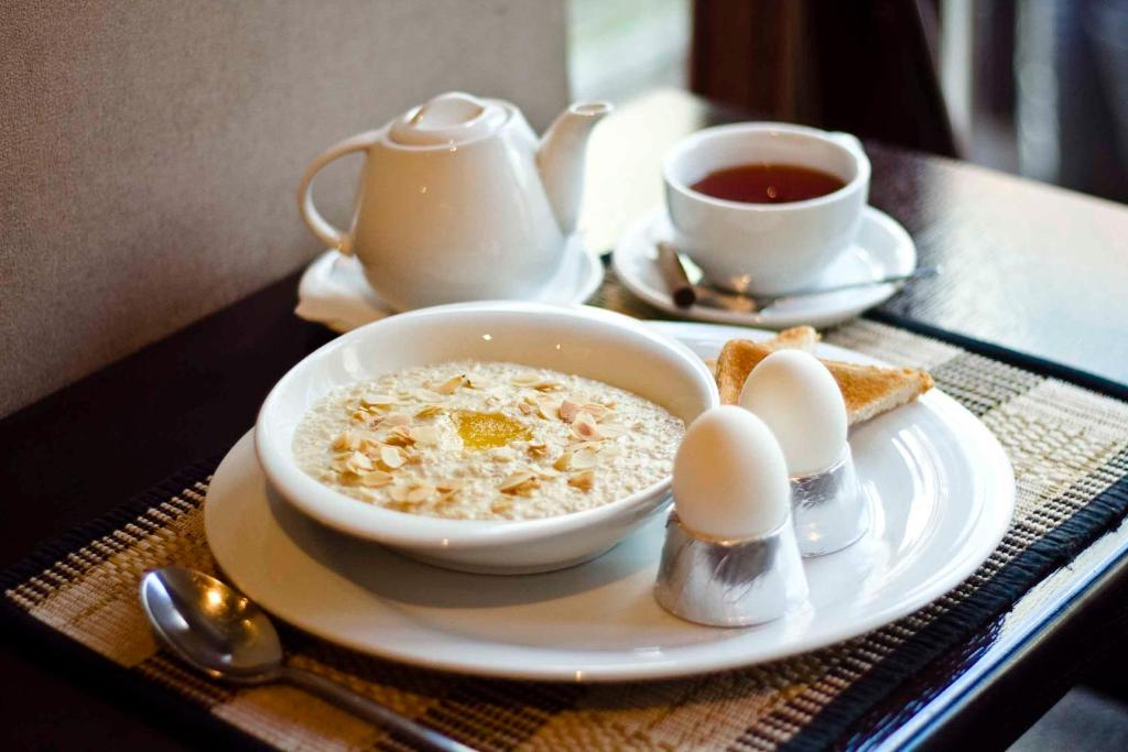 Завтрак для гостей Жемчужина Балтики