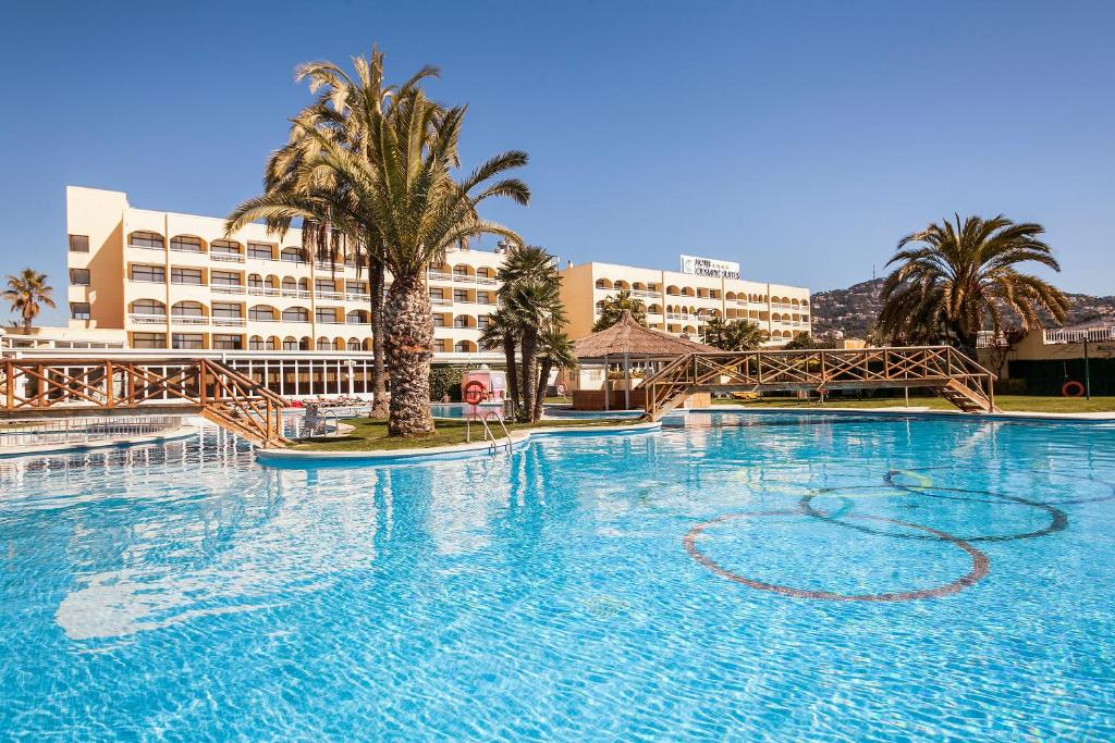 Hotel Evenia Olympic Suites (Spanje Lloret de Mar) - Booking.com