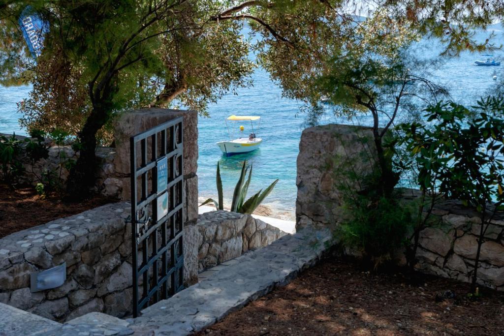 Pine Beach Villa Hvar Croatia