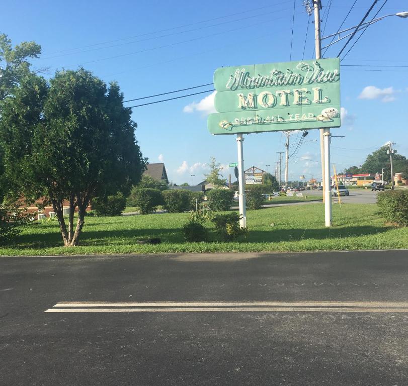 Mountain View Motel, Maryville, TN