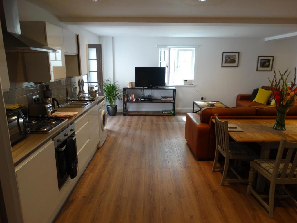 A kitchen or kitchenette at Mount Pleasant