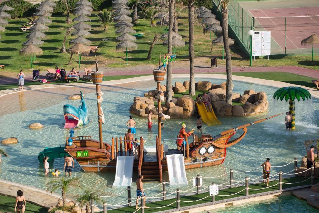 Resort Evenia Zoraida Garden (España Roquetas de Mar ...