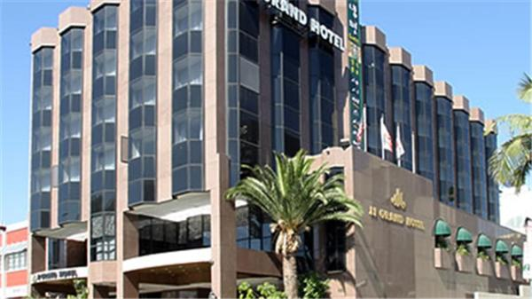 JJ Grand Hotel.