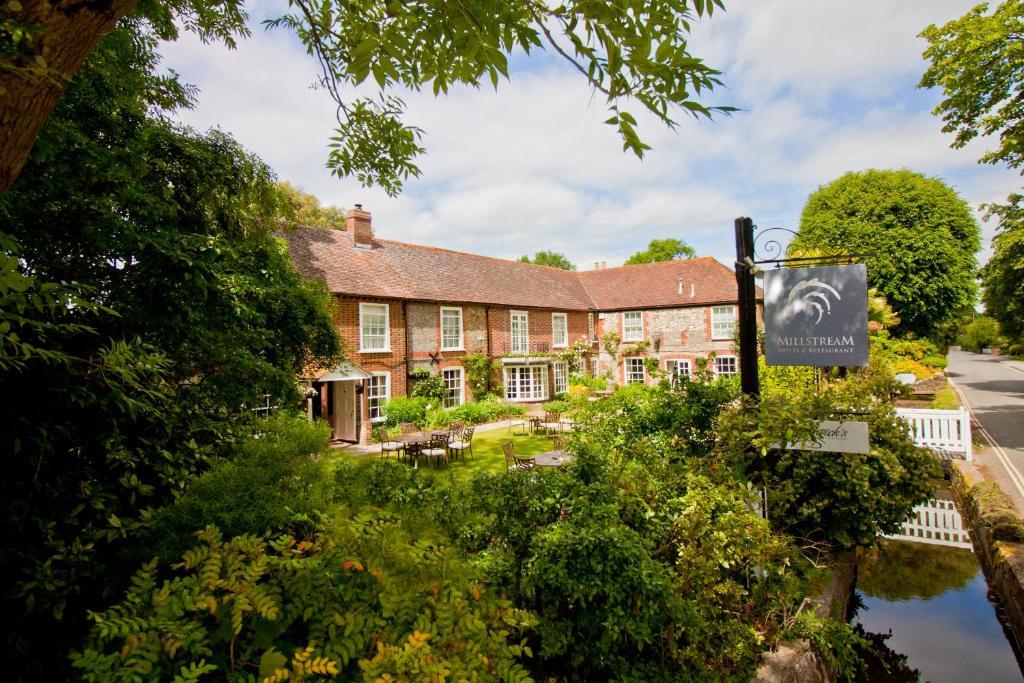 The Millstream Hotel Restaurant Chichester Uk Bookingcom
