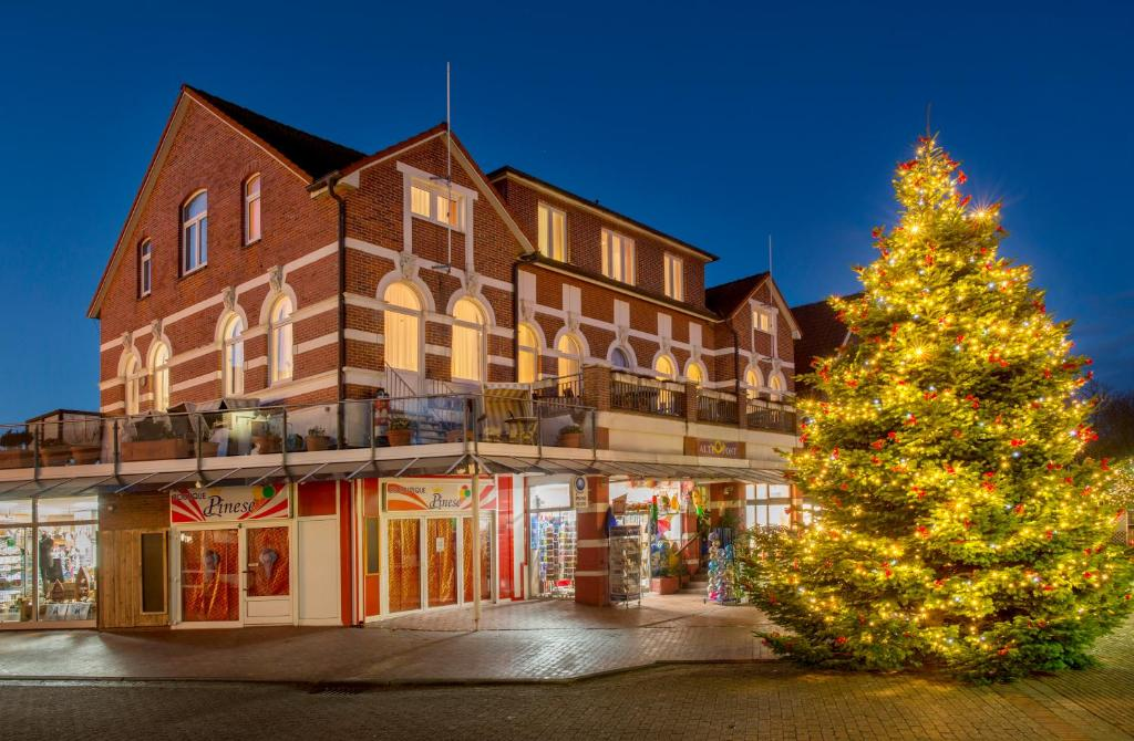Appartementhaus Alte Post Deutschland Langeoog Booking Com
