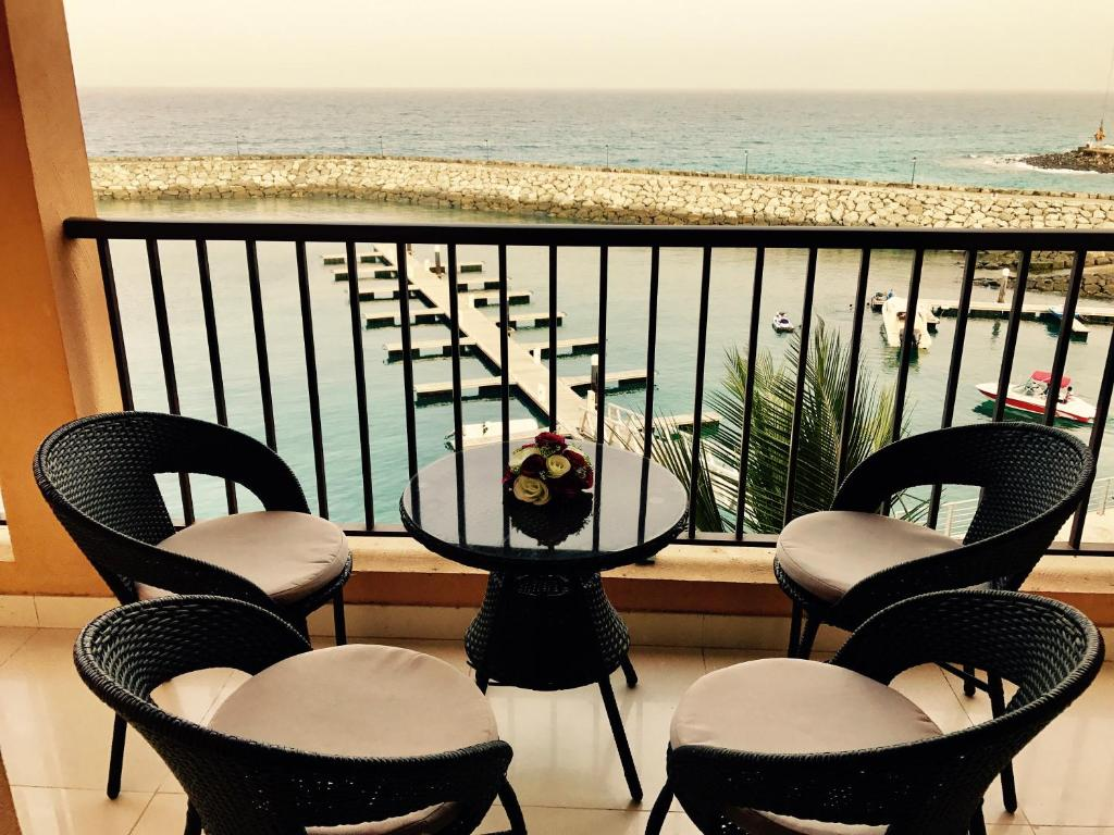 Mina AlFajer Apartments (Telal Real Estate)