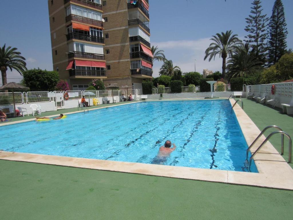 Apartment Cala Regina San Juan De Alicante Spain Booking Com