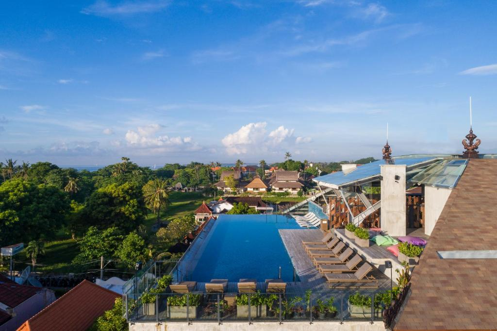 A view of the pool at Artotel Sanur - Bali or nearby