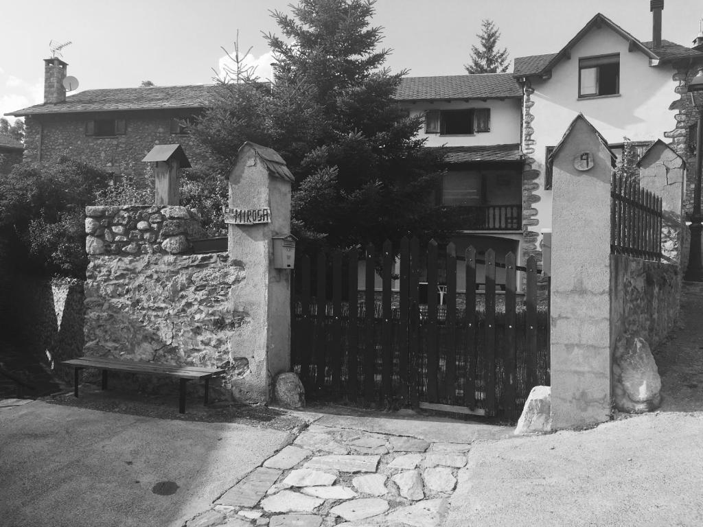 Rakennus, jossa the country house sijaitsee