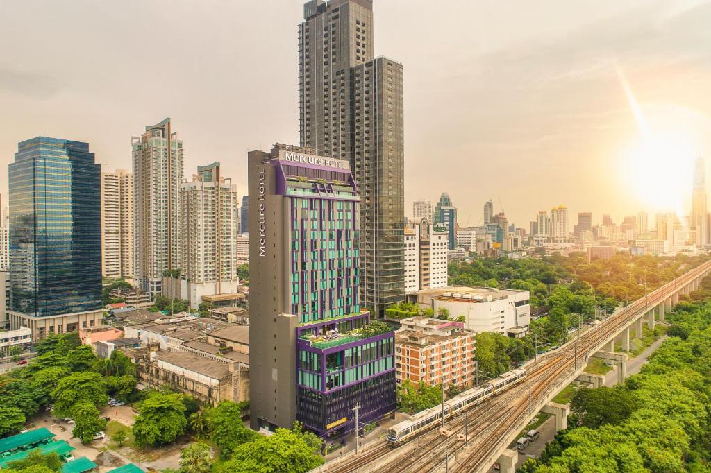 مرکیور بانکوک ماکاسان