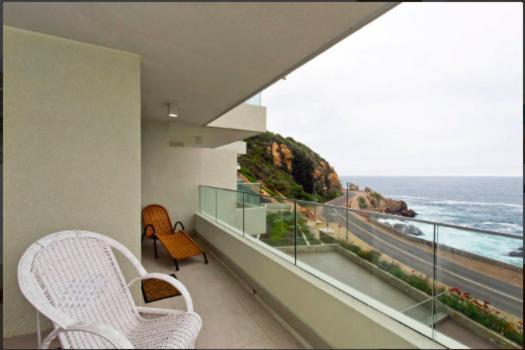 Apartment Edificio Terraza Pacifico Viña Del Mar Chile