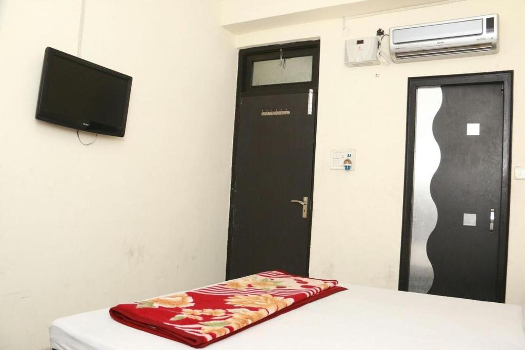TV/Unterhaltungsangebot in der Unterkunft Hotel Ishaan