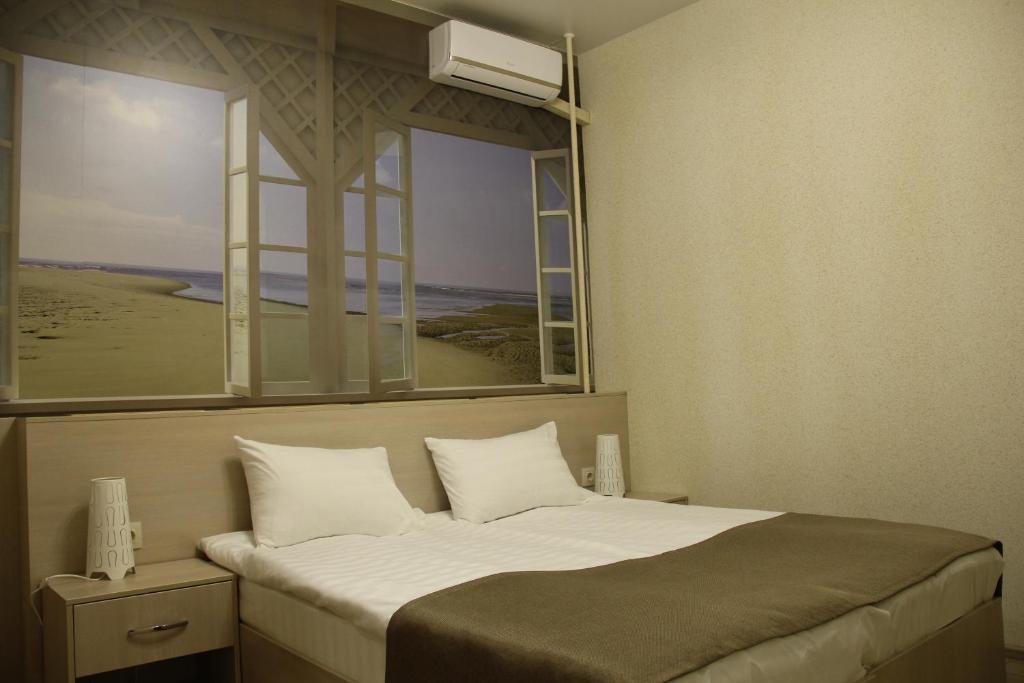 Бюджетный двухместный номер без окна с 1 кроватью или 2 отдельными кроватями: фотография номер 2