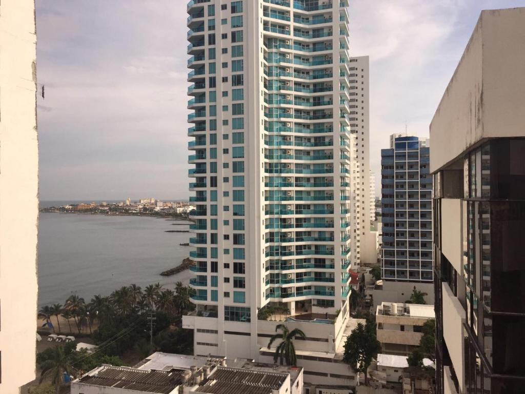 Apartment Cartagena Escape Plaza Cartagena De Indias
