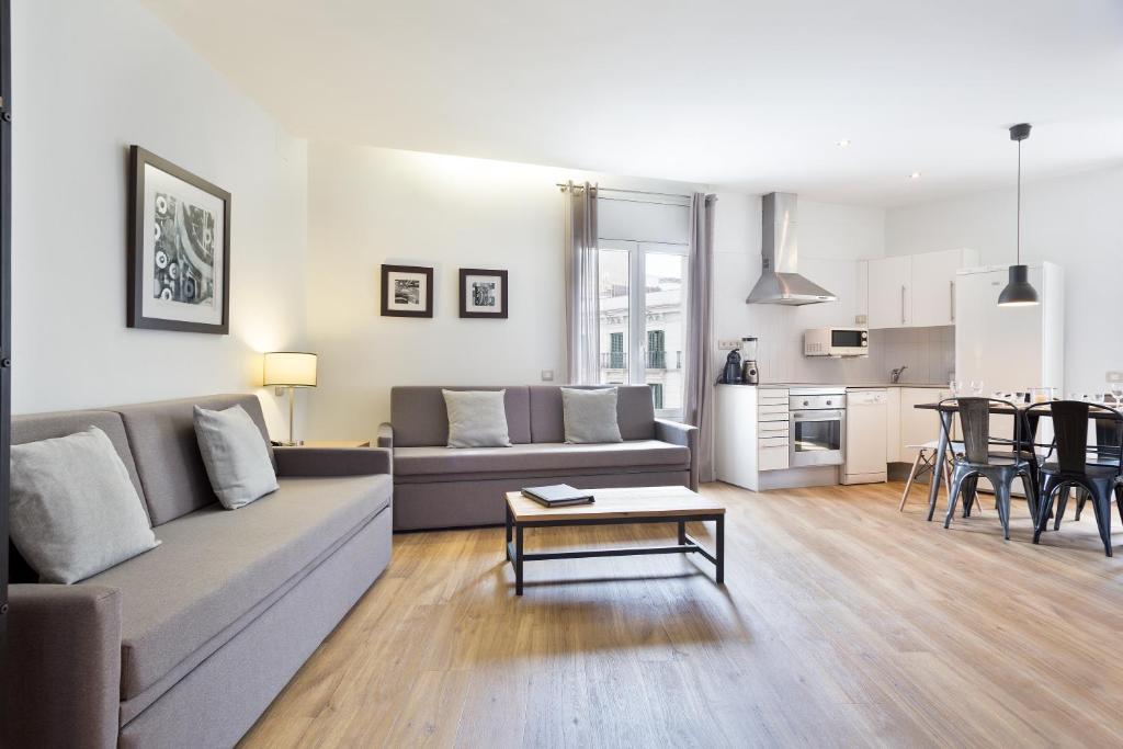Amister Apartments Barcelona