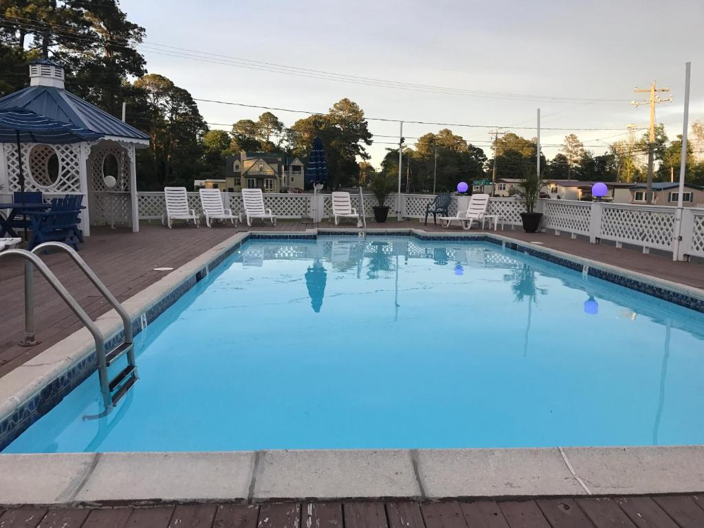 Piscina en o cerca de Chincoteague Inn