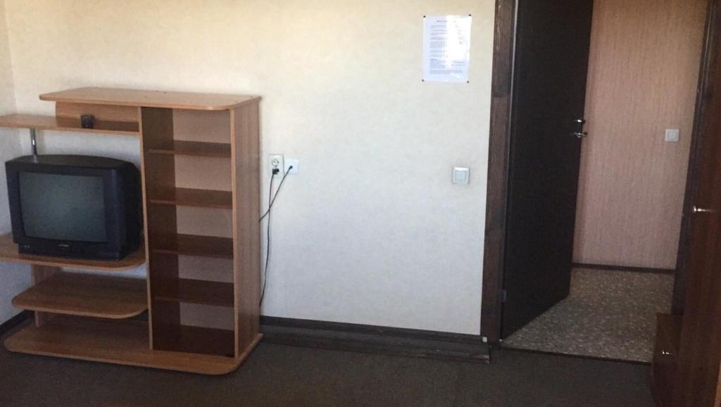 Телевизор и/или развлекательный центр в Гостевой Дом Бай-Куль