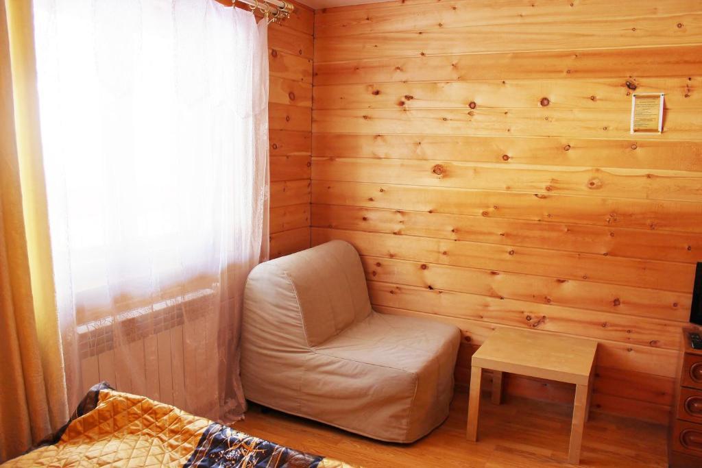 A seating area at Guest house Aru-Kiol'