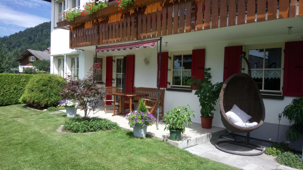 Apartment Haus Feurstein, Hittisau, Austria - carolinavolksfolks.com