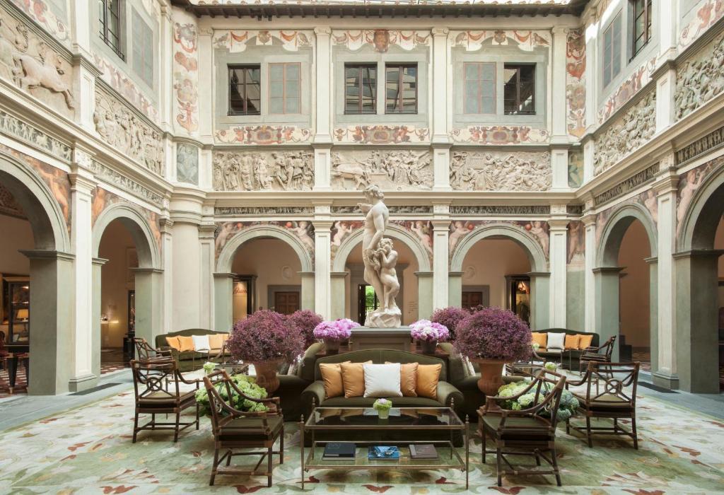 Four Seasons Hotel Firenze, Florencia – Precios actualizados ...